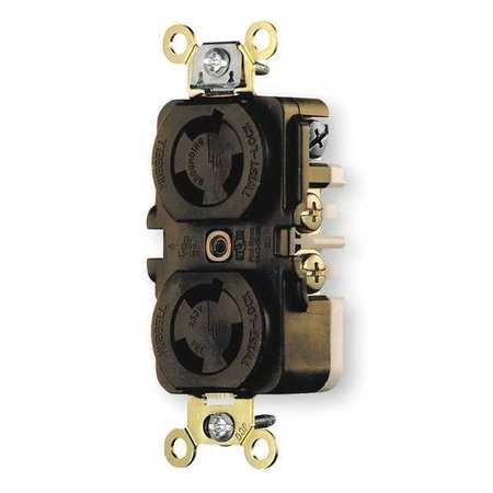 15r Duplex Locking Receptacle - 2