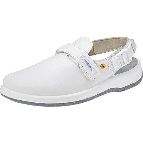 De Da Ue 47 Abeba Segurança Mens Sapatos Branco EFwxY4Px