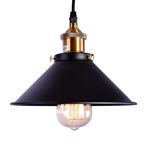 Brass Pendant Porch Light - 8