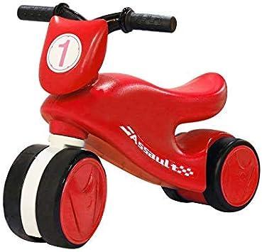 Baby Walker Balance Bike Super Ligero con Ruedas Anchas Sin ...
