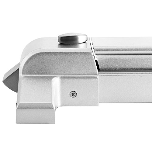 TOTOOL Emergency Panic Exit Stainless Steel Push Bar Panic Exit Device Commercial Door Push Bar with Exterior Lever for Wood or Metal Door Applications by TOTOOL (Image #5)
