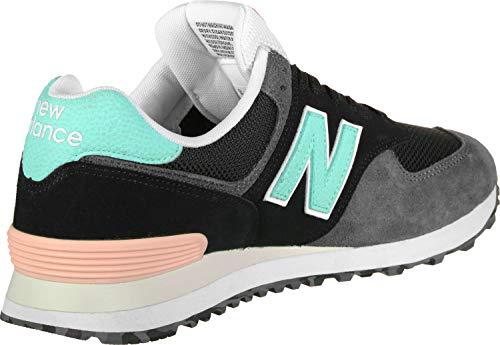 Formatori 574v2 black Balance New Nero Black Uomo 1zBA0gwRPy