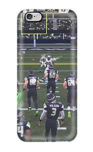 New ZWYRMPV1241MQiOe Seattleeahawks Tpu Cover Case For Iphone 6 Plus