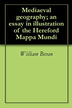Amazon.com: Mediaeval geography; an essay in illustration