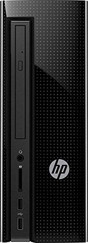 2017 HP Premium Slimline 270 Desktop PC, 7th Gen Intel Quad-Core i7-7700T 2.9GHz Processor, 8GB DDR4 SDRAM, 1TB 7200RPM HDD, DVD+/-RW, WIFI, Bluetooth, HDMI, Intel HD Graphics 630, Windows 10 by HP