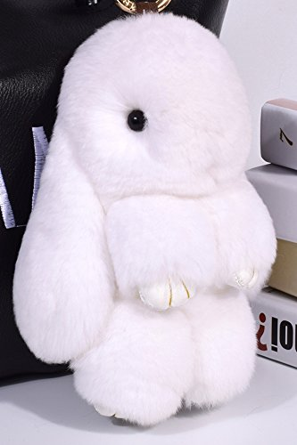 Price comparison product image Generic Dead_rabbit_ornaments,_and plush_velvet_rabbit_hanging_in ultra-Mang_Mang package_decoration_key Ring lazy_rabbit hair ornaments
