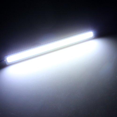 22 opinioni per 2x 5W Lampade Luci Diurne Decorative Auto LED COB Bianco Alta Potenza DC 12V