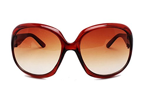 made2envy Oversized Frame Fashion Sunglasses (Red/Transparent, - Sunglasses Brands Women For Expensive