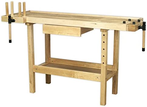 used woodworking bench