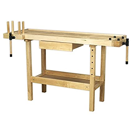 Sealey Ap1520 Woodworking Bench 1 52mtr