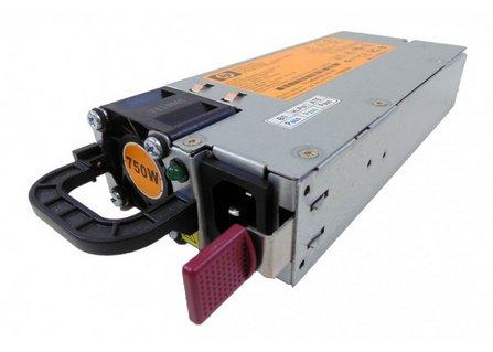 HP 750W CS HE DL380 G6 / ML370 G6 POWER SUPPLY KIT 506822-201 (Bay Drive E5540)