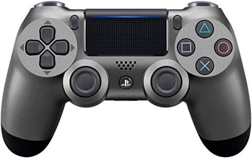 Sony DualShock 4 v2 Gamepad PlayStation 4 Negro, Acero inoxidable ...