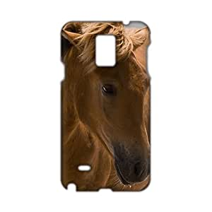 Cool-benz Earthy horse 3D Phone Case for Samsung Galaxy Note4