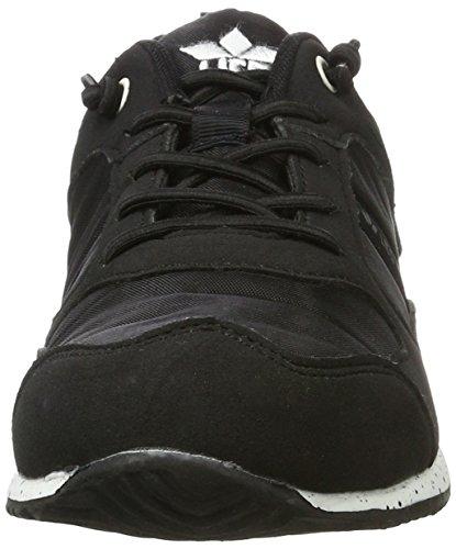 Lico Damen Leeds Sneakers Schwarz (Schwarz/Weiss)