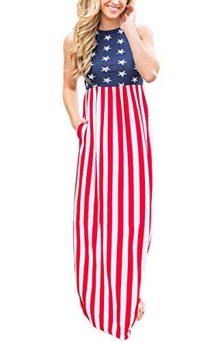 Angashion-Womens-American-Flag-Printing-Long-Dress-Sleeveless-Floor-length-Maxi-Dress