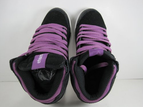 Etnies ETNIES Perry Mid Black Purple, Damen Sneaker  Black Purple