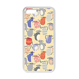 Creative Lovely Cat Cell Phone Case For Iphone 6 plus (5.5)