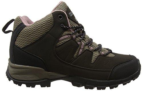 da trekking Lady Mid Regatta duskyro scarpe marrone Holcombe da donna torba rEqYwwXd