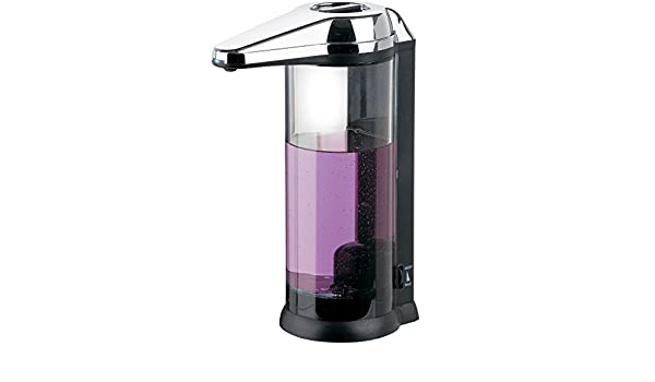 Amazon.com: Dispensador De Jabon Liquido Automatico De Alta Calidad - Para Usar En Superficie Plana O Montar En Pared - Para Baño Y Cocina: Home & Kitchen