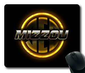 Missouri MU Tigers Mizzou Nice Cover Design Rectangle Mouse Pad by eeMuse