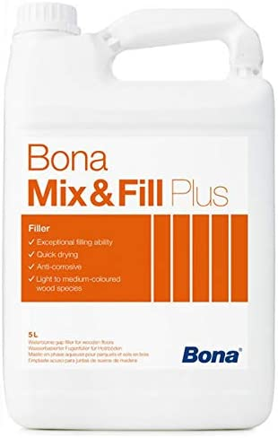 BONA Mix & Fill Plus Fugenkitt - 5 Liter