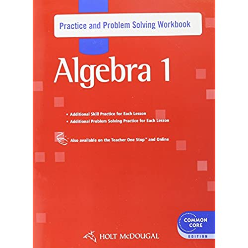 Algebra 1 Worksheets Amazon
