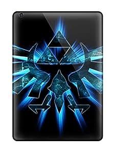 Shock Absorption Hard Phone Cover For Ipad Air (koY10837oMDm) Provide Private Custom High-definition Legend Of Zelda Skin