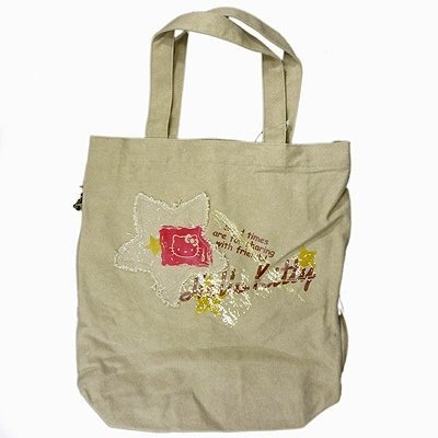 Sanrio Hello Kitty tote bag BE / MSC19045BE (23)