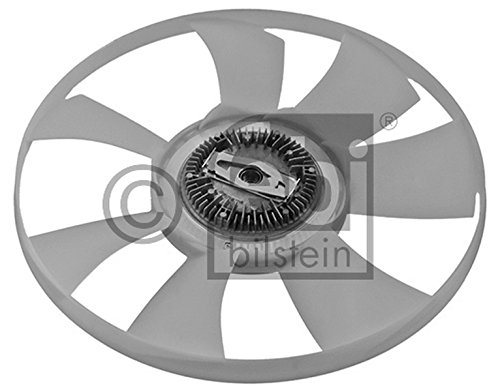 New Febi Bilstein Kit 2 x Car Fan Blade With Viscous Clutch Genuine OE 44862_G