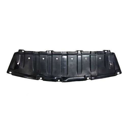 CarPartsDepot, Engine Splash Shield Under Cover Plastic, 429-44102-03 TO1228141 5144747010