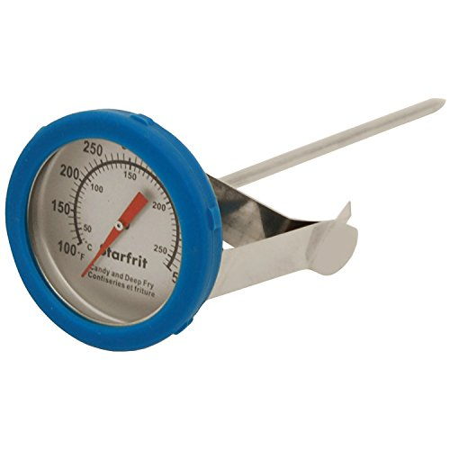 003 Caramel - STARFRIT 093806-003-0000 Candy/Deep-Fry Thermometer