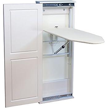 Household Essentials 18300 1 Iron U0027N Fold Floor Cabinet Fold Away Ironing  Board  