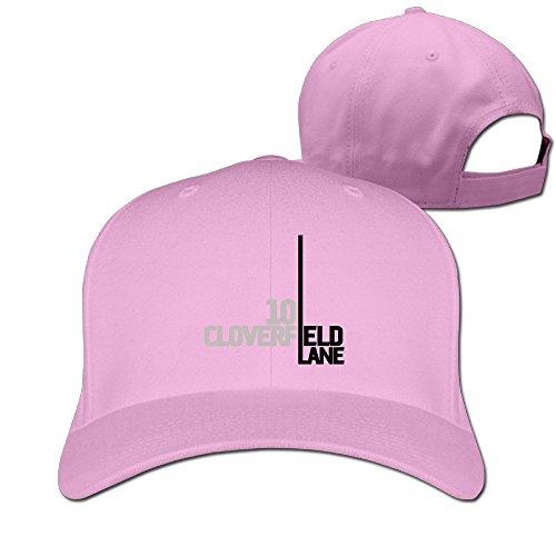 Yesher Geek American Science Fiction Thriller Film Baseball Cap - Adjustable Hat - Pink
