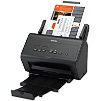 Brother ImageCenter ADS-3000N High-Speed Network Document Scanner, Multi-Page Scanning, Color Touchscreen, Kovak VRS Certified, Continuous Scan Mode