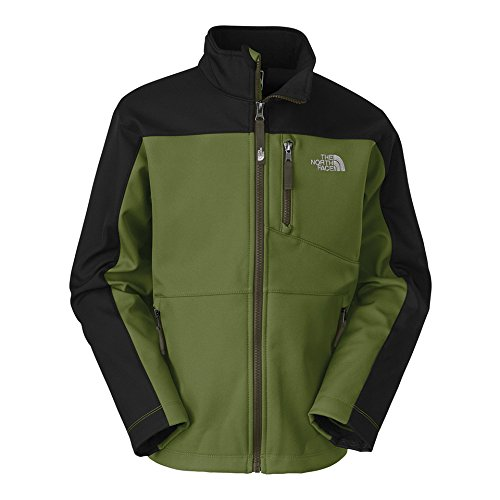 The North Face B TNF Apex Bionic Jacket Scallion Green Boys XL