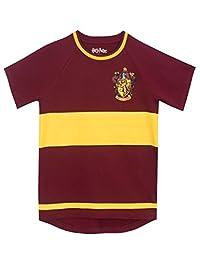 HARRY POTTER Boys Gryfindor Quidditch T-Shirt