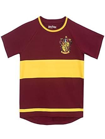 Harry Potter Camiseta Para Niño - Gryffindor - 5 a 6 Años