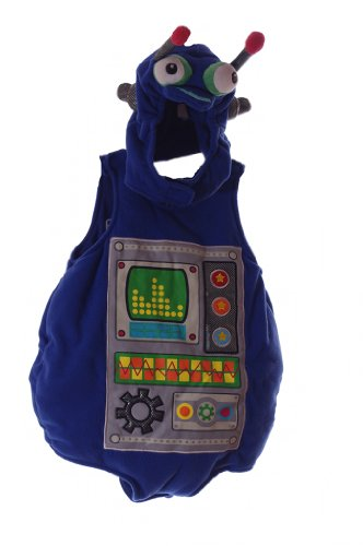 The Children's Place Child Robot Costume Size 0-6 Months - Childrens Place Halloween Costumes