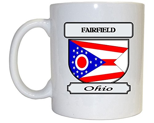Fairfield, Ohio (OH) City Mug]()
