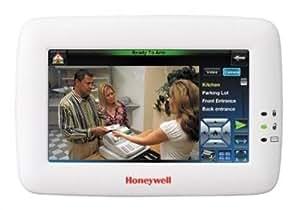 """Honeywell Ademco TUXWIFIW Tuxedo Touch Controller w/ Wi-Fi, White (6280i) 7"""" Screen"""