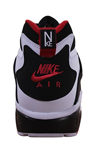 clearance nicekicks 309434-105 MEN AIR DIAMOND TURF NIKE WHITE BLACK SPORT RED cheap reliable sale popular XKbJaZBe