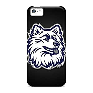 Awesome Case Cover/iphone 5c Defender Case Cover(uconn Huskies)