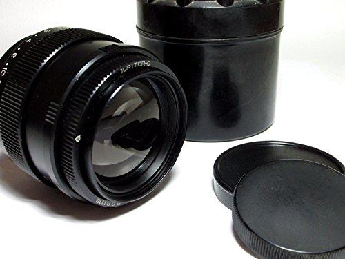Jupiter 9 85mm F2 Russian Portrait Lens M42 Mount