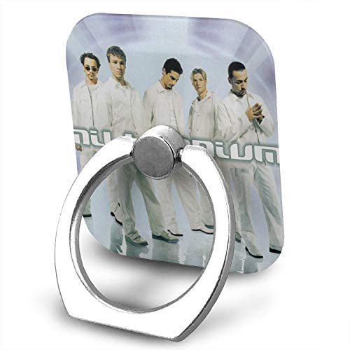 Millennium Phone - EdithL Backstreet Boys Millennium Phone Ring Stand Holder Finger Grip Stand, Car Mount 360 Degree Rotation Universal Phone Ring Holder Kickstand for iPhone/iPad/Samsung