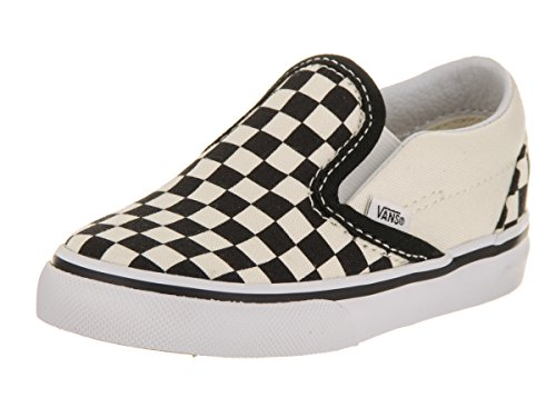 Vans Classic Slip-On Skate Shoe - Toddler and Infant Boys' B