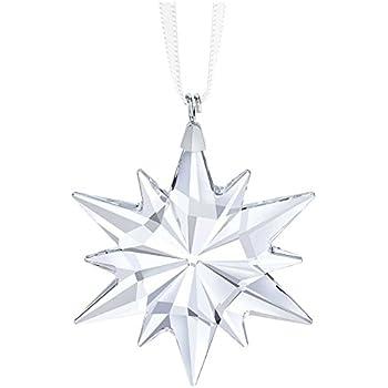 1d23c305b Amazon.com: Swarovski Crystal Little Star Ornament: Home & Kitchen