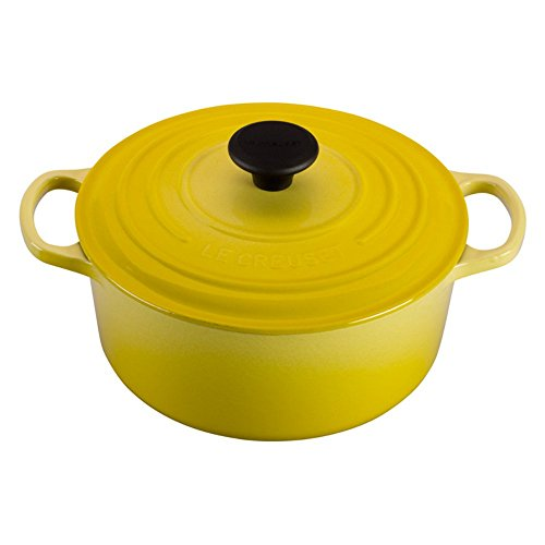 Le Creuset Signature Enameled Cast-Iron Round French (Dutch) Oven