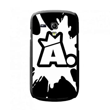 amazon ブランド ロゴ 携帯電話ケース samsung galaxy s3mini 携帯