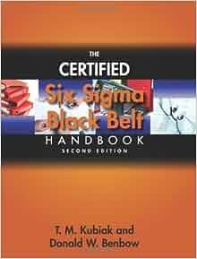 six sigma black belt handbook pdf