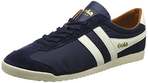 Gola Mens Bullet Nylon Navy / Ecru / Orange